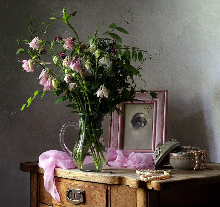 #still #life #photography • photo: ~ Розовые мечты ~ | photographer: Елена Татульян | WWW.PHOTODOM.COM