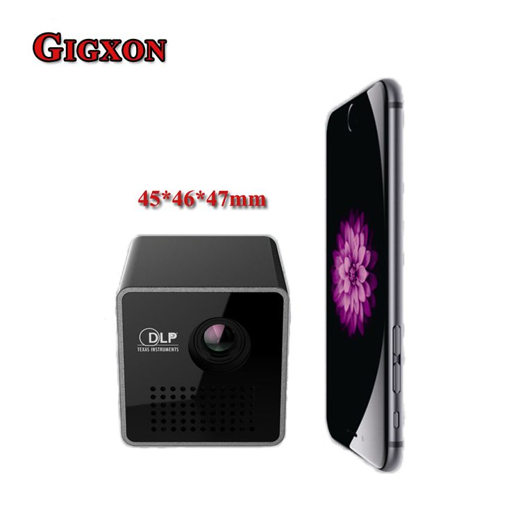 [Visit to Buy] #Advertisement Original Gigxon Smart G1 Portable pocket Projector Digital LCD FULL HD Home Theater CinemaPico Portable Proyector video beamer