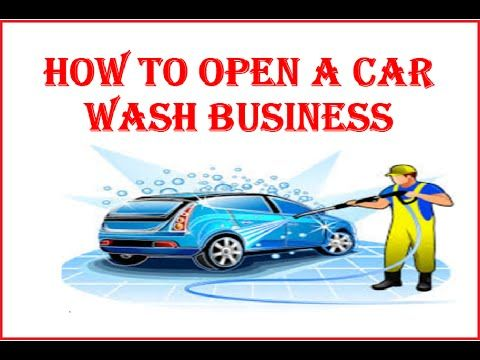 How To Start A Mobile Car Wash Business !! - YouTube