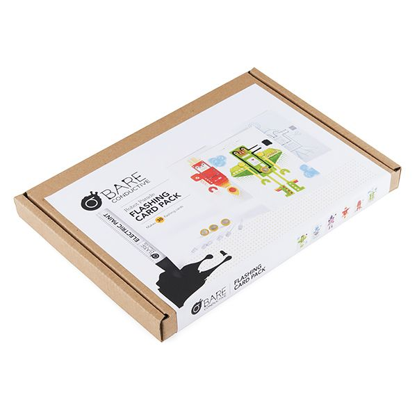 Bare Conductive Classroom Pack - KIT-12628 - SparkFun Electronics