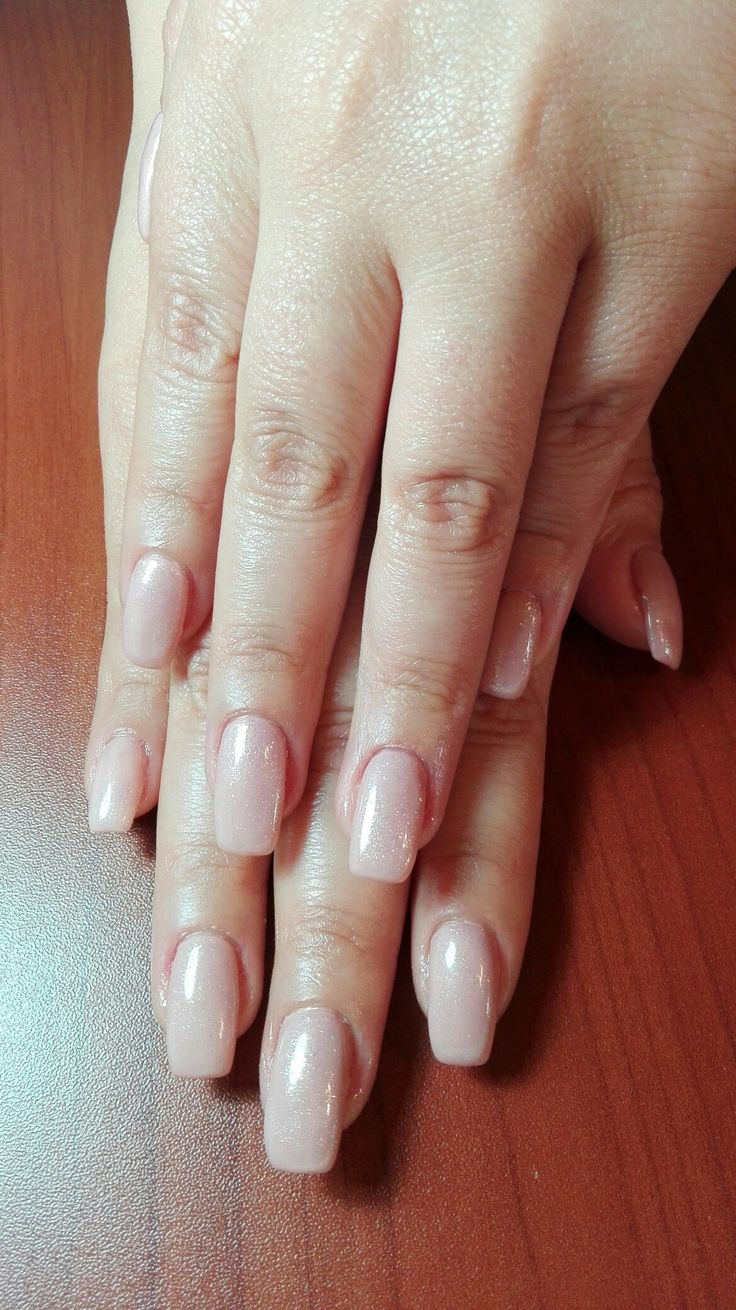 lovely nude#like mermaid#gel :-)