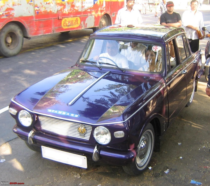 Cars Motorcycles That I Love: Standard Herald Built In India