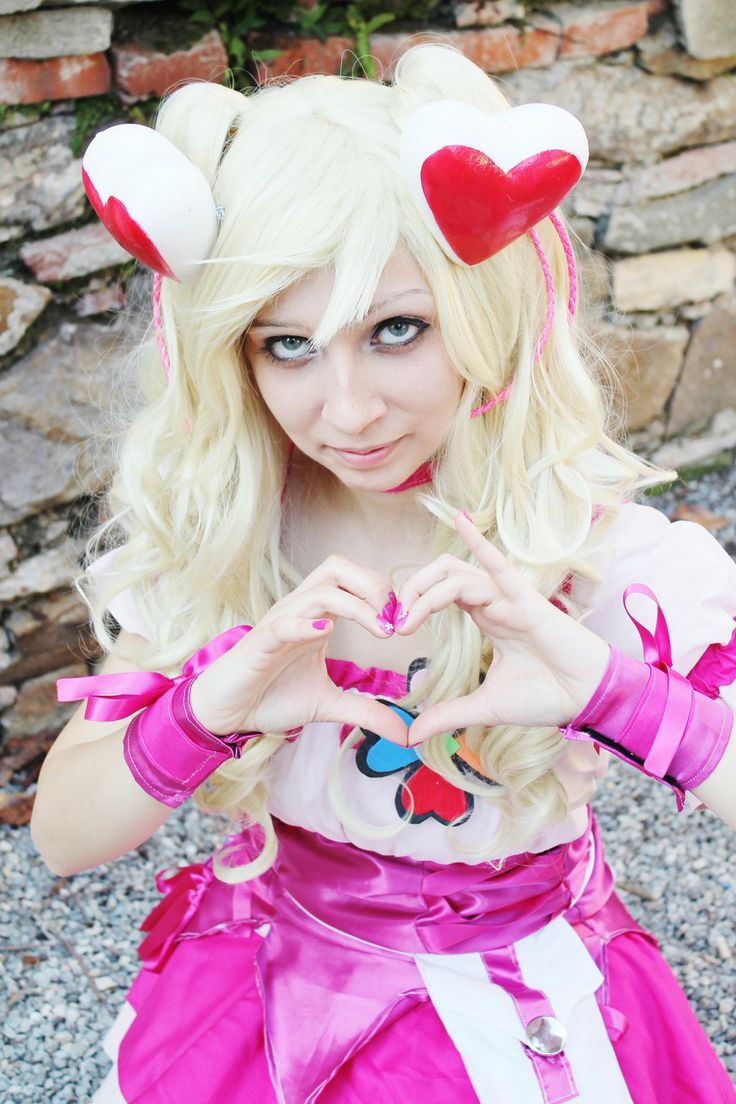 Cure Peach _ Fresh Pretty Cure! Cosplay by ArashiHeartgramm