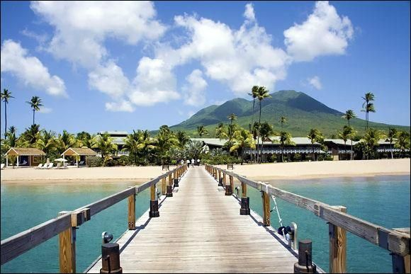 An escape to Nevis Island - Four Seasons Resort - Nevis, Island #EFPerfectGift