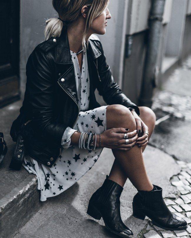 Jacqueline Mikuta zeigt auf ihrem Blog mikuta.nu ihren Style