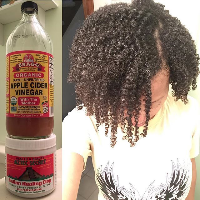 My hair loves the #Bentoniteclay. My curls and coils are shiny, soft and very defined. I kept the Bentonite clay on my hair for 30 minutes and rinsed it out with warm water. Next, I applied apple cider vinegar mixed with water to my hair and scalp working it into my scalp. After rising the ACV out, I applied my deep conditioner. After 30 minutes I rinsed the deep conditioner out with cold water. I notice detangling was much easier. I'm very happy with the results.  #washday #hairtip…