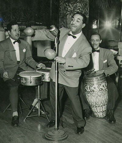 Machito (born Francisco Raúl Gutiérrez Grillo, February 16, 1908?–April 19, 1984) was an influential Latin jazz musician who helped refine Afro-Cuban jazz and create both Cubop and salsa music. He was raised in Havana alongside the singer Graciela, his foster sister.