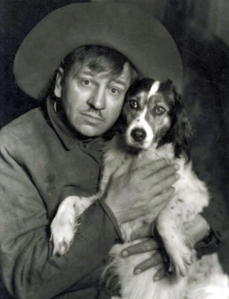 Wallace Beery -  (4/01/1885 - 4/15/1949)  age 64 of a heart attack.