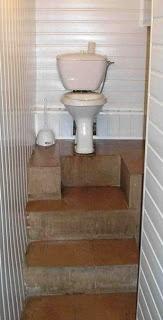 Esse é um verdadeiro trono: com direito a altar e tudo!