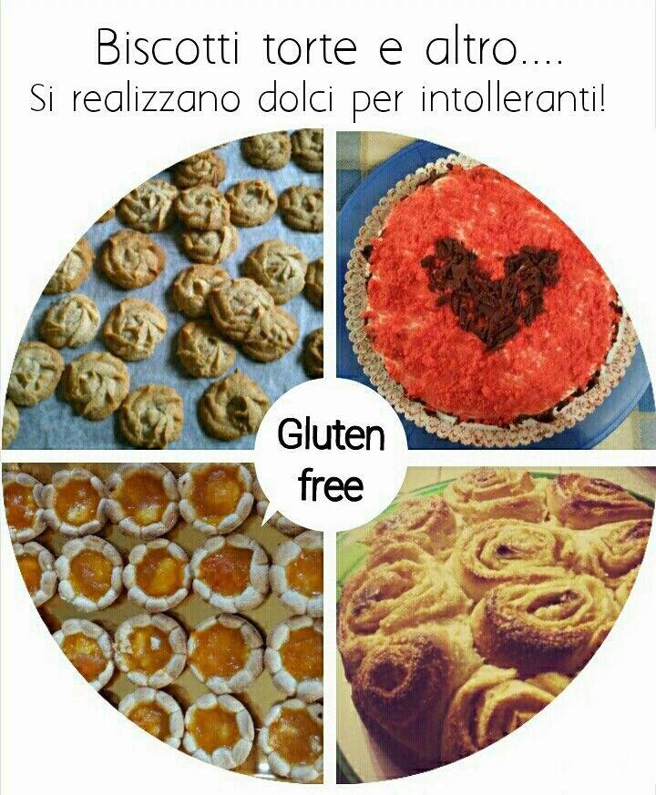 Cercatemi su facebook, e venite a  vedere cosa sperimento di giorno in giorno. Gluten free vuol dire GUSTO! https://m.facebook.com/tortesenzaglutine