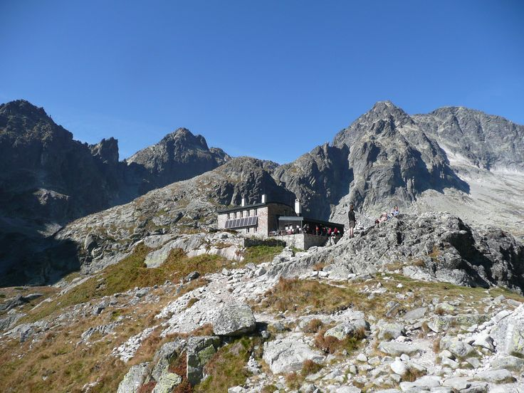 Slovakia - Vysoké Tatry - Teryho chata-still my second fav..the hike in....ahhhhhh