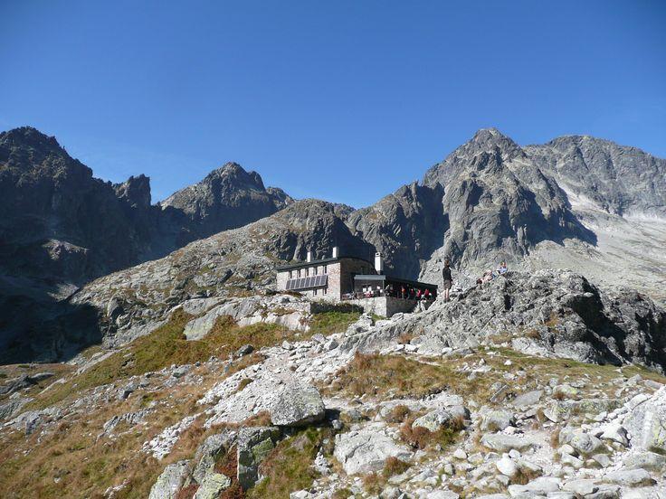 Vysoké Tatry - Téryho chata, hill-walking in High Tatras, Slovakia