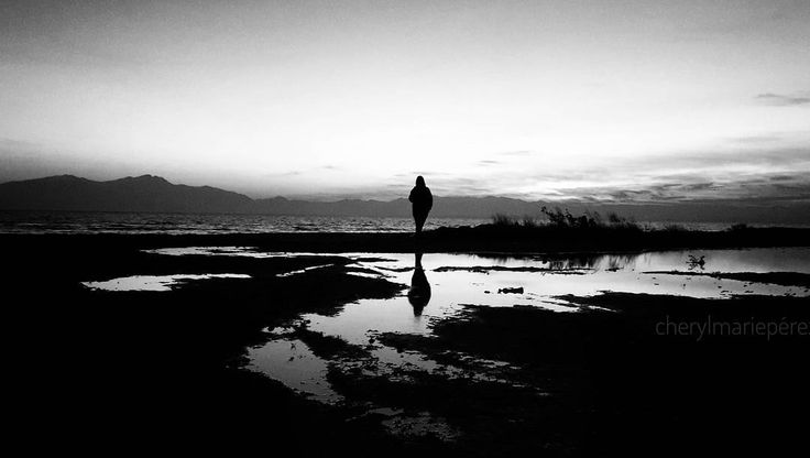 "158 Likes, 8 Comments - Cheryl Perez-Chatzis (@ccingreece) on Instagram: ""In my own world. * * *  #bw_greece #bnw_rose #bnw_landscape #bnw_planet #bnw_silhouettes #bnw_mood…"""