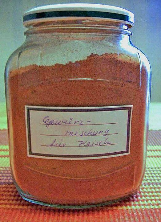 Gewürzmischung, ein beliebtes Rezept aus der Kategorie Barbecue & Grill. Bewertungen: 5. Durchschnitt: Ø 3,4.
