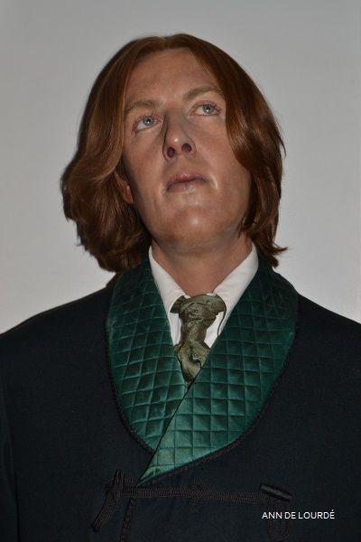 Oscar Wilde, Summer 2013, Madame Tussauds London.