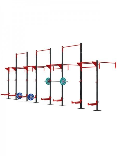 Wall Mounted Rig - Concept 11 - RAW Fitness Equipment