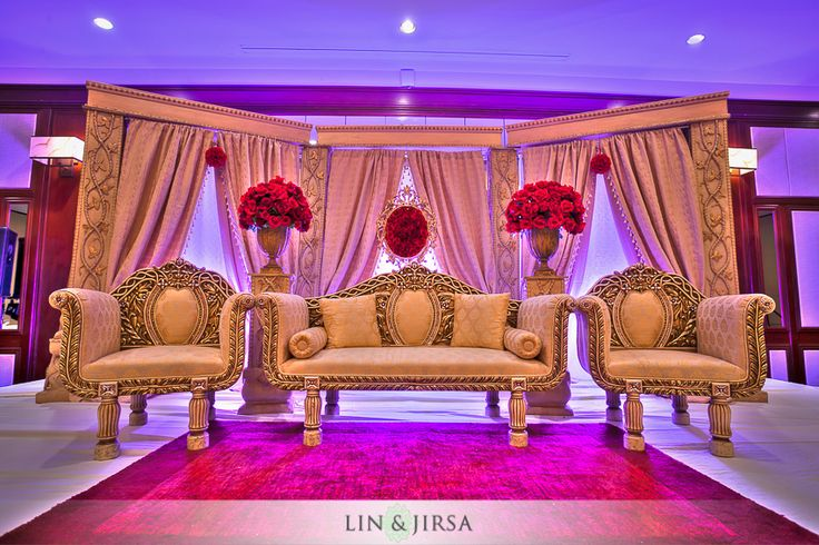 Long Beach Westin Pakistani Wedding | Farooq and Rahia