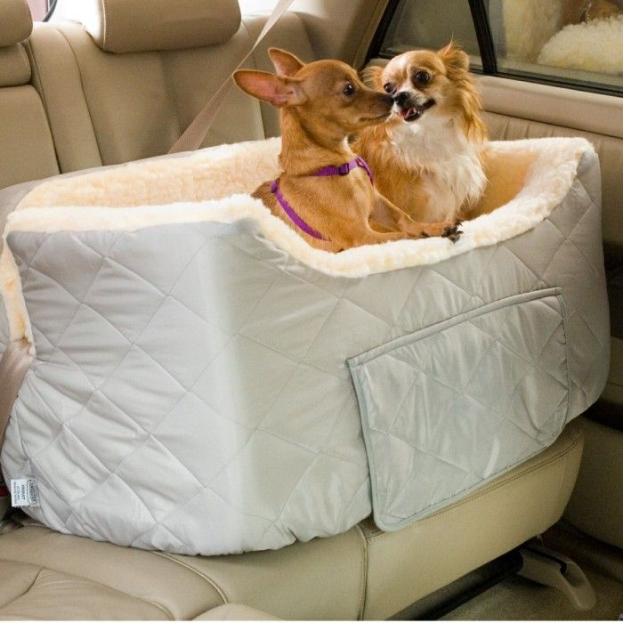 Snoozer Lookout 1 Dog Car Seat | 3 Sizes | 6+ Colors