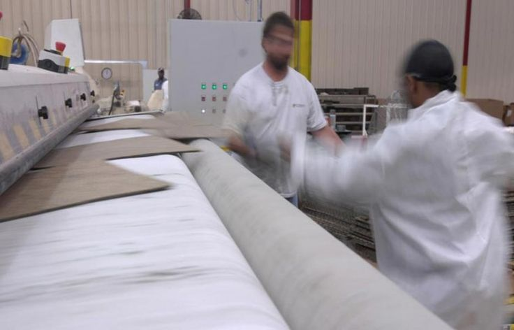 ReEntry® recycling 1 - We introduced our ReEntry® 2.0 recycling process in the US in 2007., ReEntry