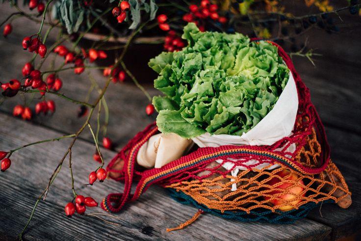 Gemüseregal: Leb doch mal plastikfrei(er)! Teil 3: Beim Einkaufen