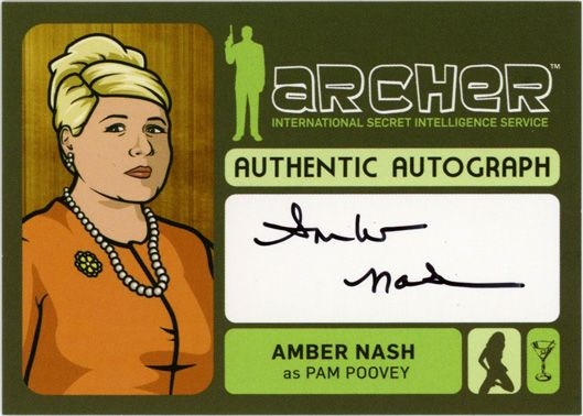 Amber Nash as Pam Poovey