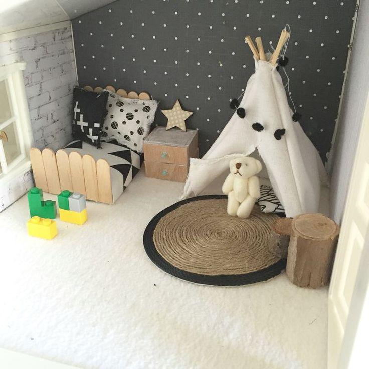Pin By Jennifer Reilly On Pierce's Dollhouse Ideas