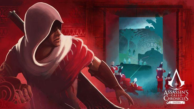 Assassin S Creed India Wallpaper Mitchel Balash Wallpapers