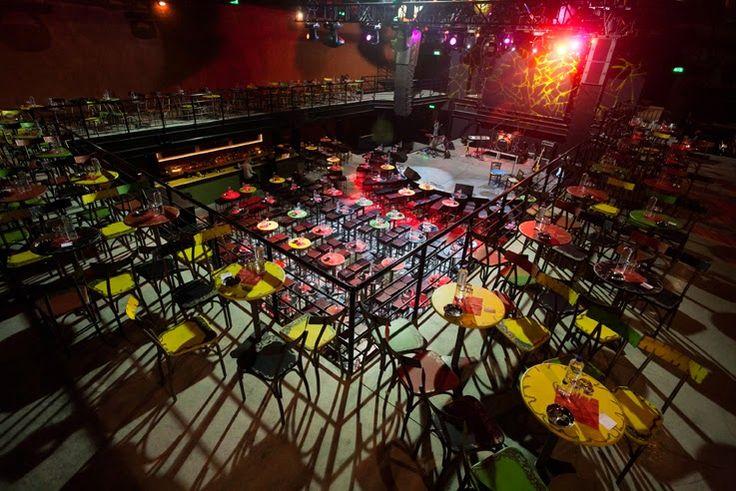 Mexil Design:  Club Fix Factory Of Sound Thessaloniki #mexil #club #thessaloniki