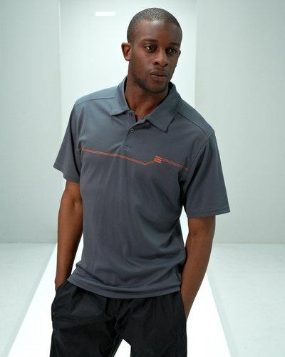 Oxide poloskjorte (Grey) - Smartguy.no - $140nok