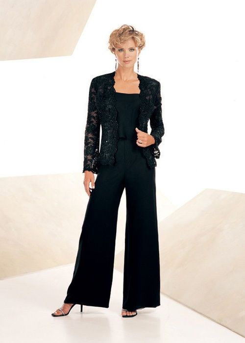 Mother+of+the+Bride+Pant+Outfits | The Choice of Pant Suits for Mother of the Bride Outfit - Wedding ...
