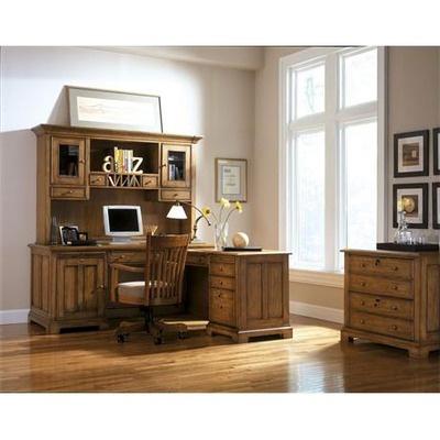 riverside furniture oak w lshaped office desks