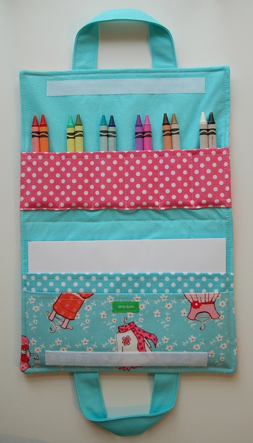 children at play fabric - I can see us sitting serenely in cafes cos we have crayons.....