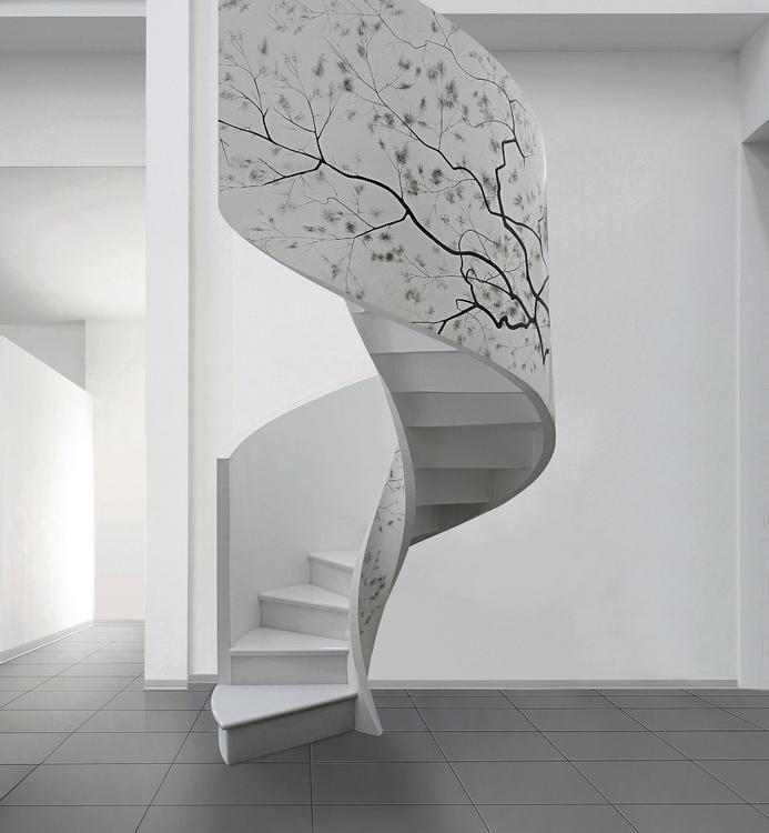 130 migliori immagini scale elicoidali su pinterest for Grandi piani domestici personalizzati