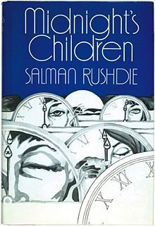 Midnight's Children - Salman Rushdie 1981;  won the James Tait Black Memorial Prize in 1981