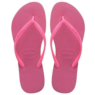 Havaianas Slim Shocking Pink flip flops  Price From: 21,93$CA