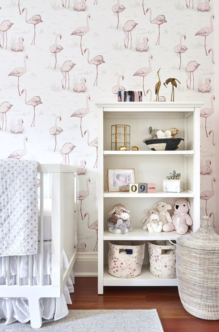 Gorgeous Pink Flamingo Nursery In 2019 Baby