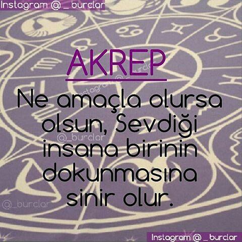 AKREP ♏