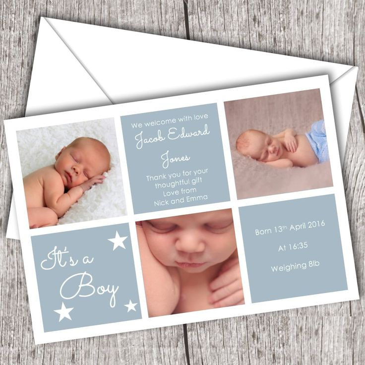 Baby Gift Thank You Card Packs : The best baby dedication ideas on