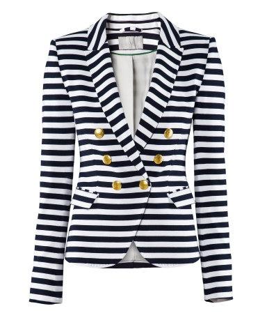 Nautical blazer from H&M