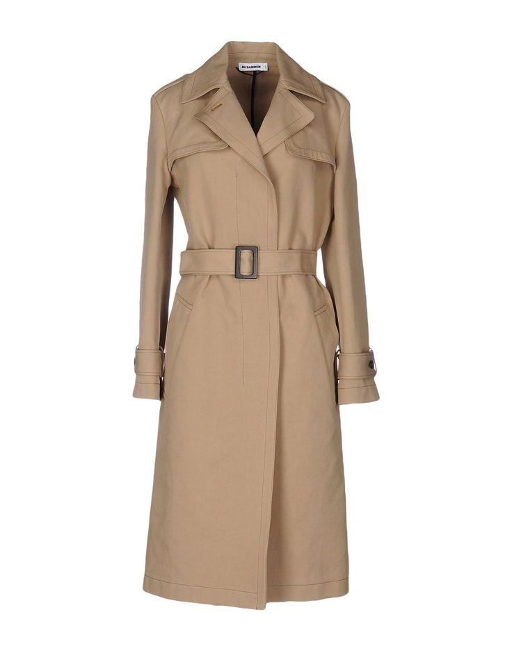 Jil Sander Легкое Пальто Для Женщин - Легкие Пальто Jil Sander на YOOX - 41674377NS