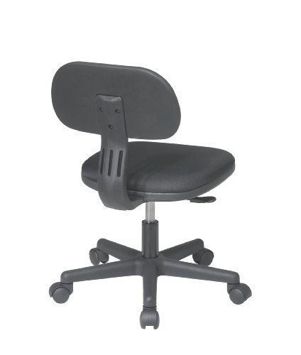 Cheap office chair - Pin it :-) Follow us :-)) AzOfficechairs.com is your Officechair Gallery ;) CLICK IMAGE TWICE for Pricing and Info :) SEE A LARGER SELECTION of  cheap  office chair at http://azofficechairs.com/category/office-chair-categories/cheap-office-chair/ - office, office chair, home office chair - Osp Designs Task Chair In Black Fabric « AZofficechairs.com