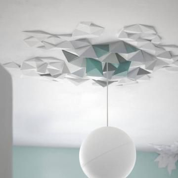 Ceiling and wall art from Fundamental #contemporaryhomewaresonline