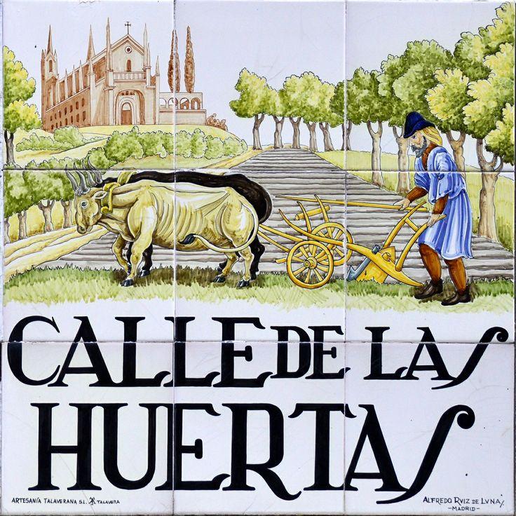Calle de Huertas