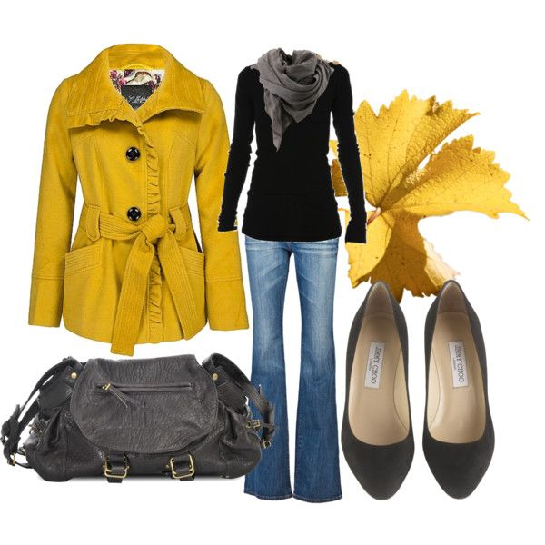 """Fall Style 1"" by anne-ratna on Polyvore"