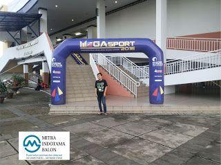 MITRA INDOTAMA BALON: Pusat Jual Sewa Dan Produksi Balon Gate Start finish 081288579450