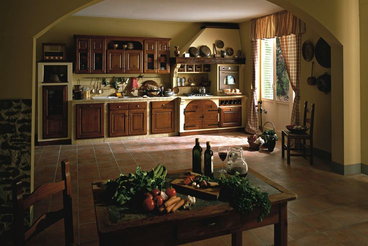 Arredamento cucine in muratura, cucine moderne, cucine classiche e mobili per cucine