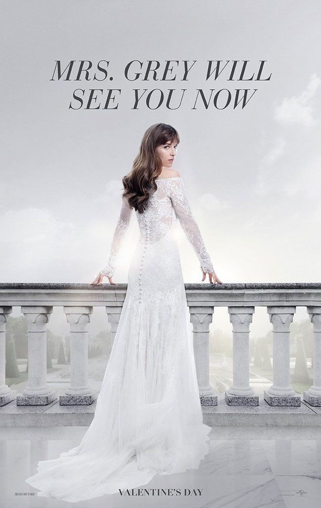 50 Sắc Thái: Tự Do tung teaser mới hé lộ những hình ảnh đầu tiên về đám cưới của chàng tỷ phú trẻ