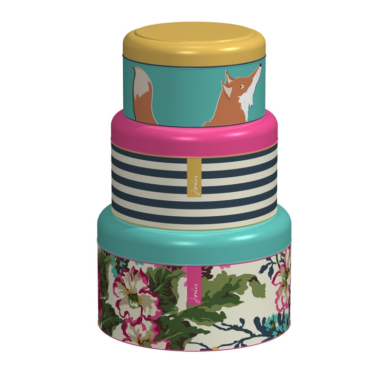 Cake Storage Tins By Emma Bridgewater