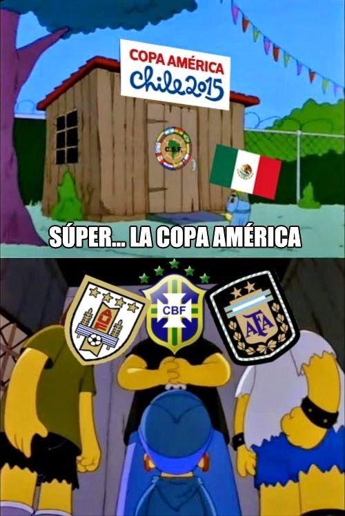 Los memes del México 3-3 Chile