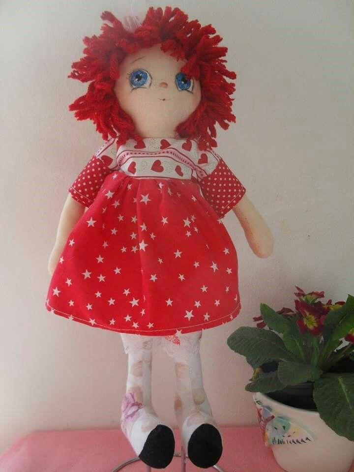 Zdenka Ivancic doll ⭐💜